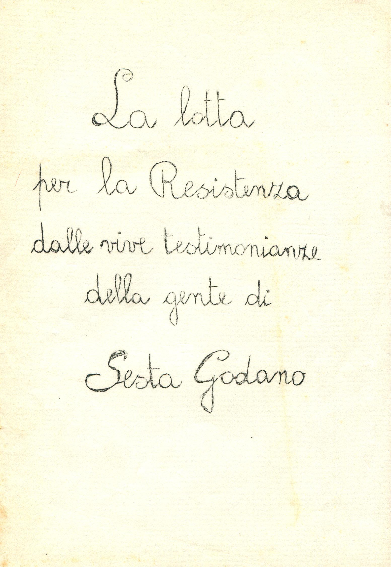 Scuola Sesta Godano