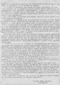 """Fascicolo n.12- Doc. n.2: """"REQUISIZIONE DELLE OPERE D'ARTE DI PROPRIETÀ EBRAICA"""""""