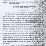 """Fascicolo n.12 - Doc. n.3: """"OBBLIGO DI DENUNCIA DEI RIBELLI DA PARTE DEI PODESTÀ E DEI CITTADINI"""""""