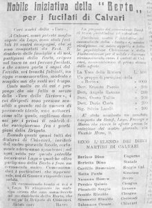 """Lettera di Banfi alla """"Voce della Riviera"""